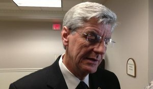 Gov. Bryant rejects the idea of another education study funded by taxpayers