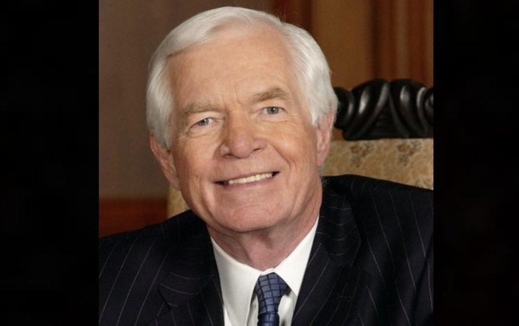 U.S. Senate passes resolution honoring Thad Cochran