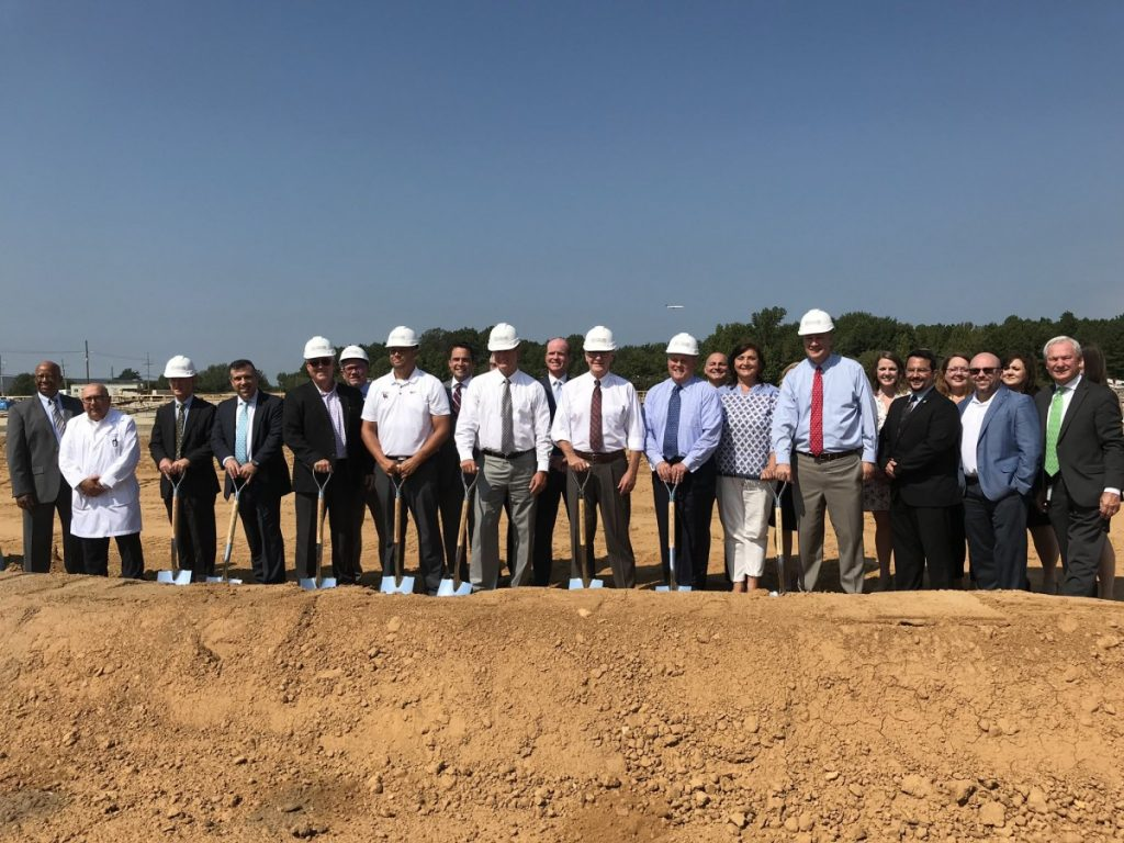 Spectra Labs breaks ground, bringing 300 jobs to MS